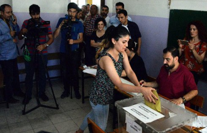 Turks vote in crucial elections