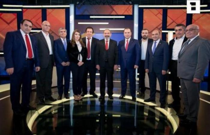 Armenia votes