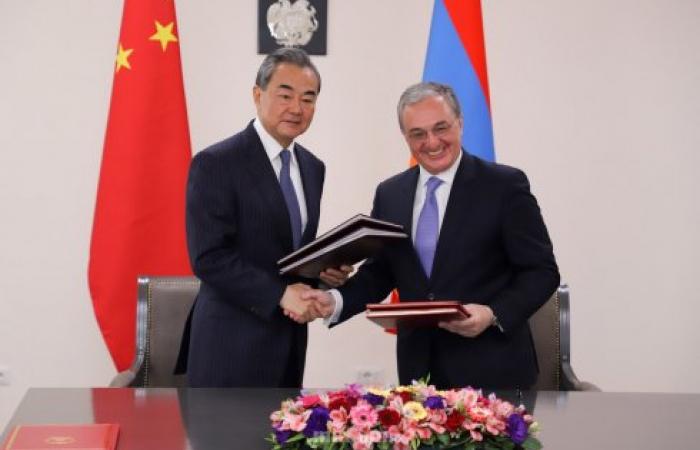 China and Armenia Sign Visa Waiver Agreement