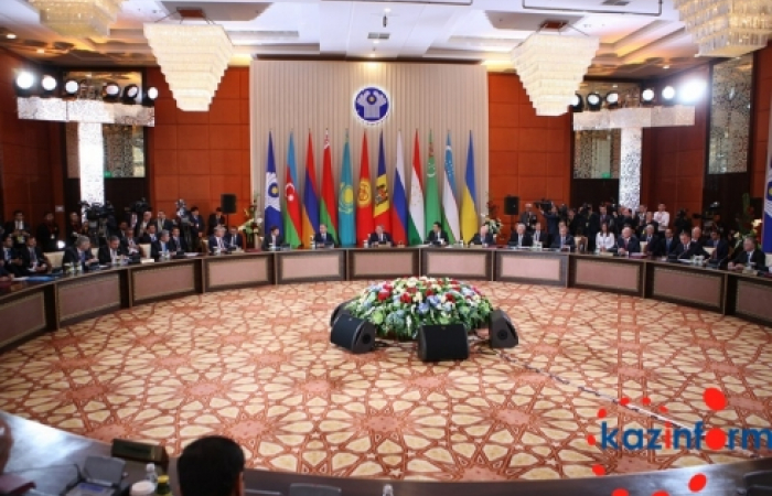 Economic issues top agenda at CIS summit in Kazakhstan