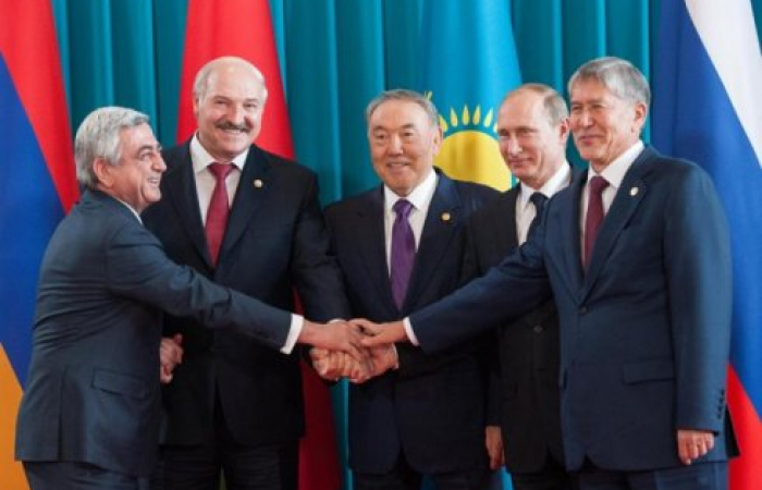 Opinion: Russia's Eurasian Union project lacks momentum