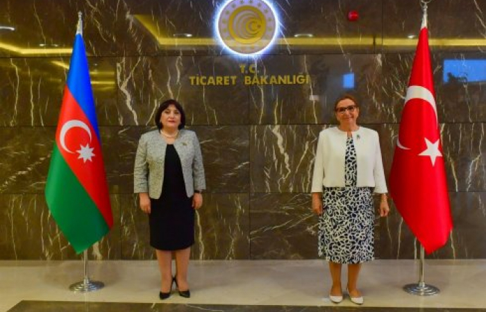 Azerbaijan and Turkey aim for a free trade agreement