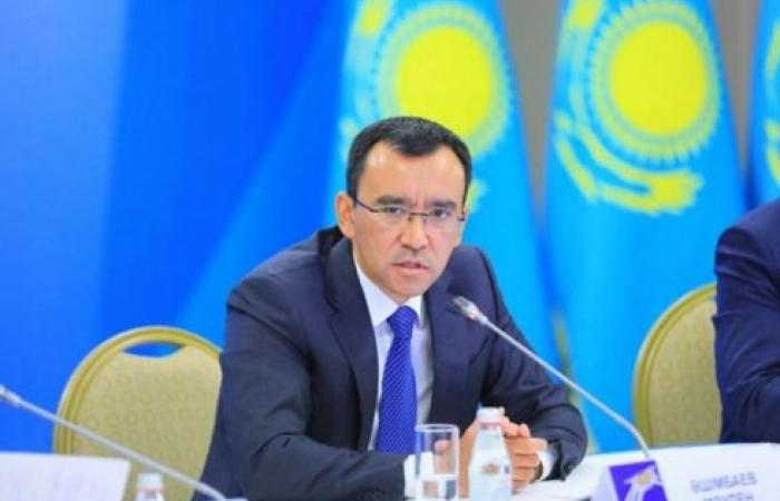 New Chairman of Kazakhstan senate