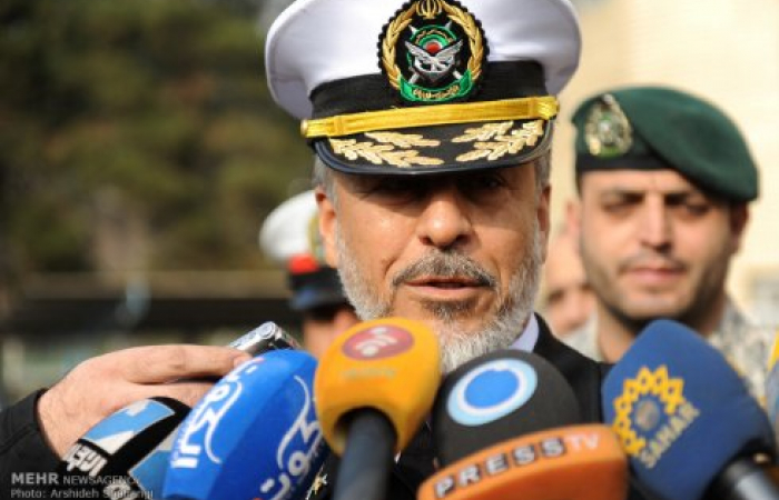 Iran to hold large-scale naval exercises in the Indian Ocean in February