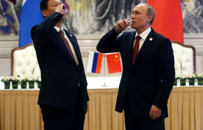 Opinion: Russia, China and the west, and Armenia in the middle