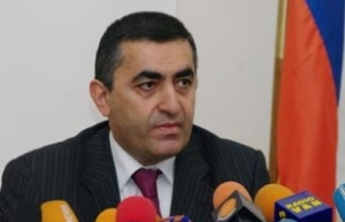 INTERVIEW: Armen Rustamyan: Palestine's precedent gives the Nagorno Karabakh representatives the right to be represented in Council of Europe