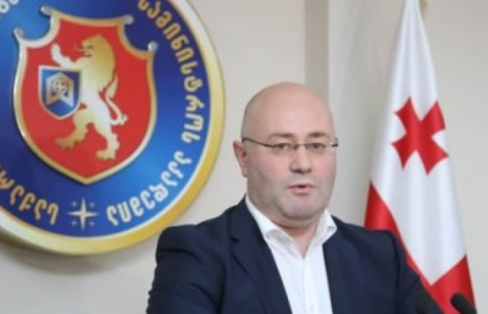Georgia's new defence minister announces priorities. Prime Minister says role should not be 'politicised'