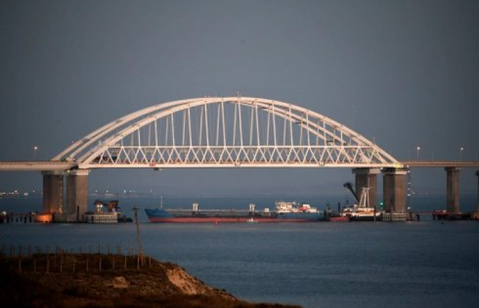 NATO will guarantee free passage of ships through the Kerch Straits