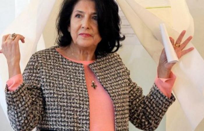 Salome Zurabishvili is the new president of Georgia