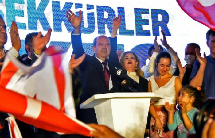 Tatar wins presidential election in Northern Cyprus
