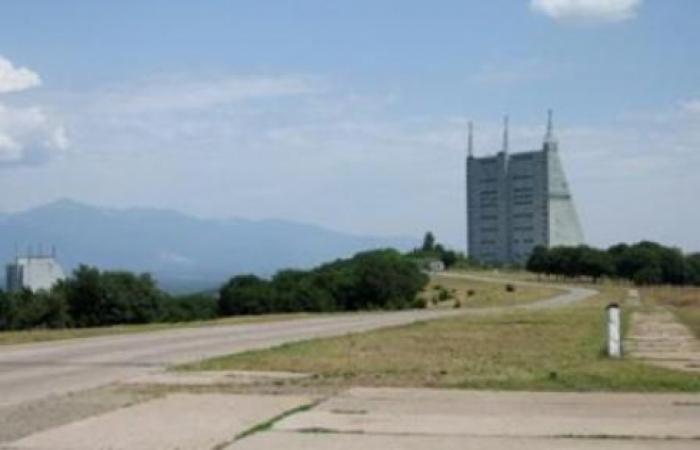 Gabala Radar Station - a post cold war oddity