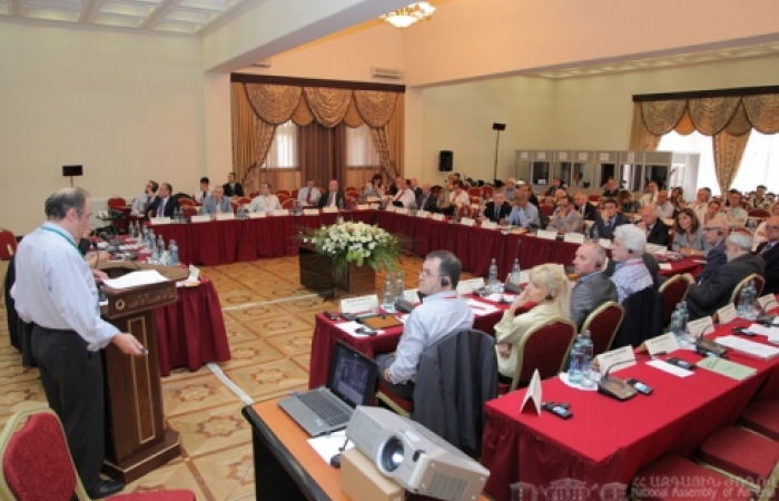 """Civil society is the conscience of the South Caucasus states""."