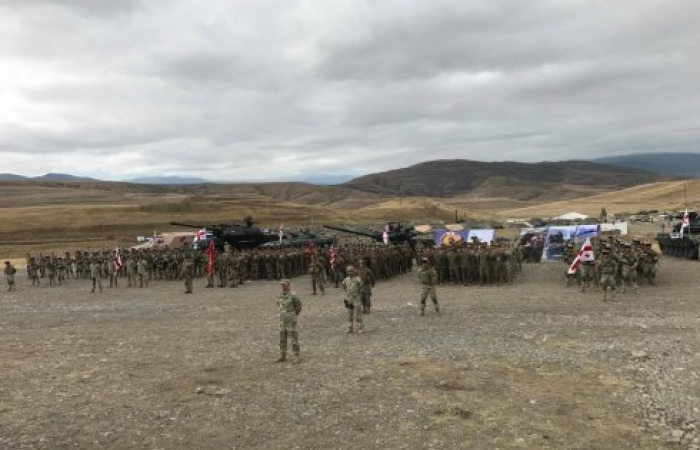 Opinion: Would Russia have found the participation of Armenia in another NATO exercise in Georgia too annoying?