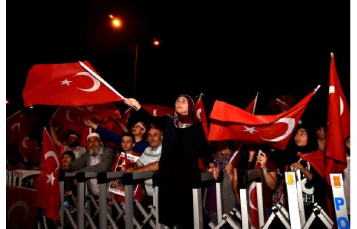 The AK Party in Turkey: in government, and at last in power