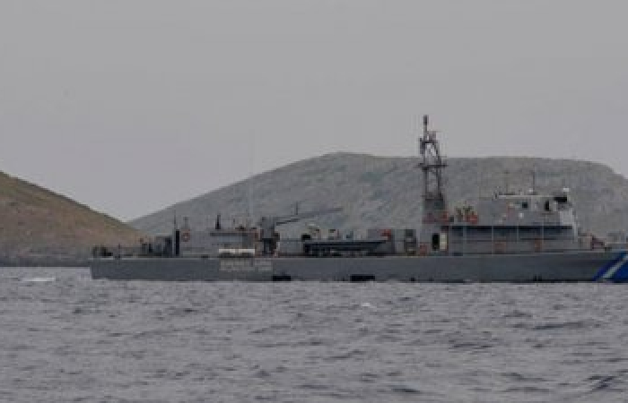 Greek warship collides with Turkish cargo ship in the Aegean