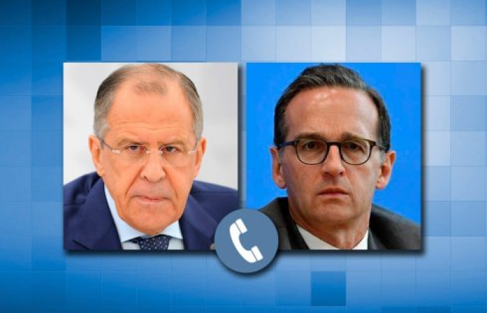 German and Russian foreign ministers discuss Karabakh