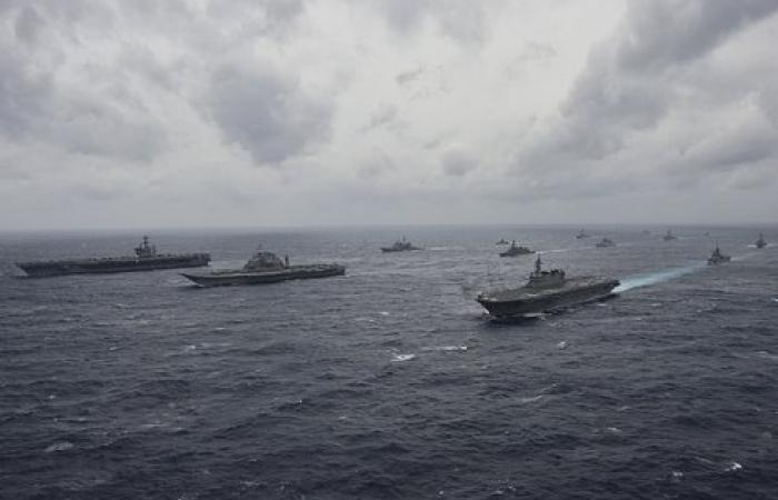 Washington aspires for a NATO like military alliance in Asia