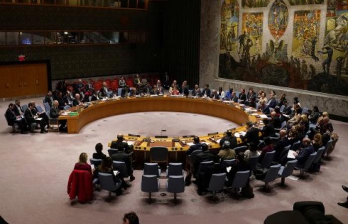 UN Security Council discusses Karabakh
