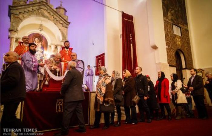 Iran's Armenians start Christmas celebrations