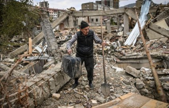 """The Nagorno-Karabakh conflict risks spiraling out of control"" - ICRC"