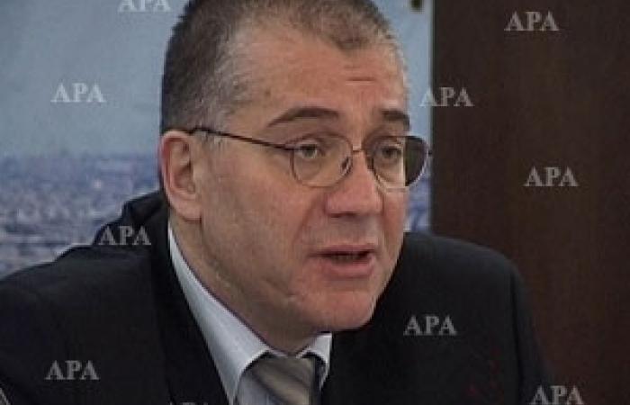 """ARAZ AZIMOV: """"Azerbaijan is not interested in any crisis""""."""