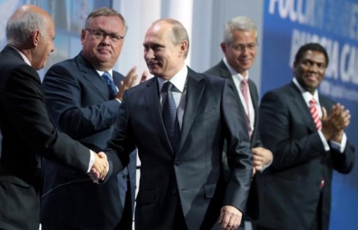 Russia Calling!
